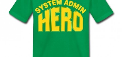 System-Admin-Hero-Kids--Shirts